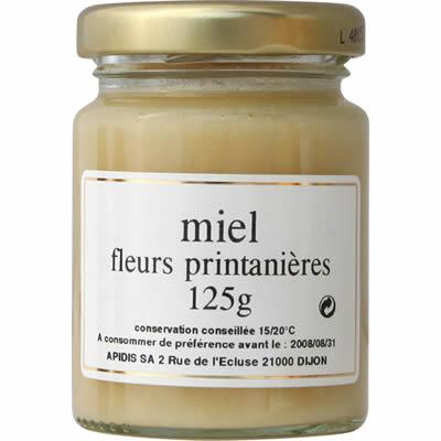 ハチミツ フルールプランタニエール/春の花々 125g