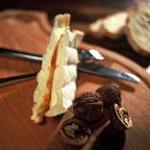 キャラメルクリームのカマンベールチーズサンド