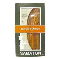 サバトン オレンジラメルシロップ漬(スティック状) 300g