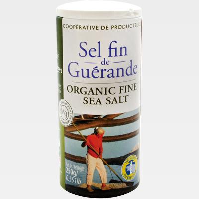 ゲランド セルファン ナチュール エ プログレ(微粒塩) 250g